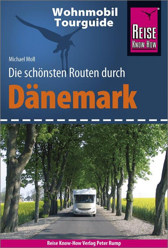 Cover-Bild Reise Know-How Wohnmobil-Tourguide Dänemark