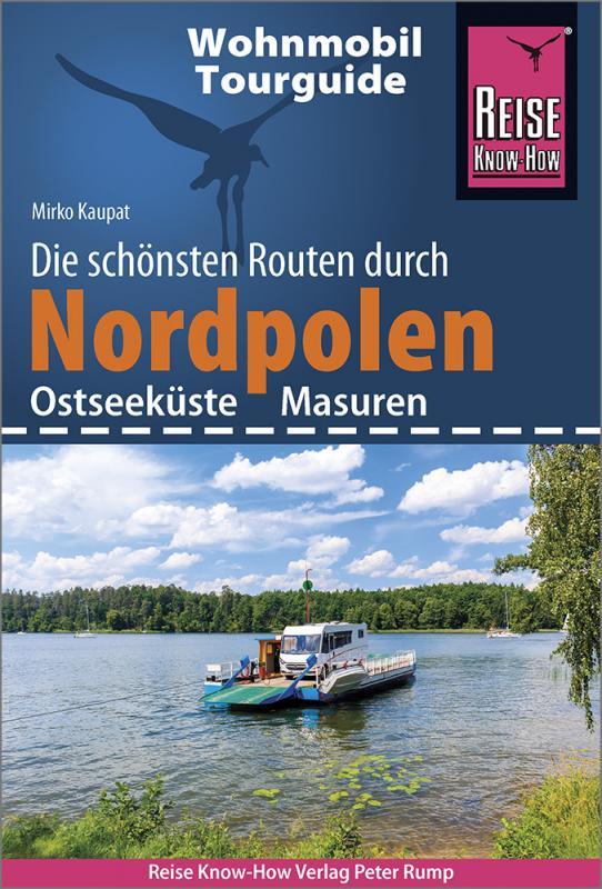 Cover-Bild Reise Know-How Wohnmobil-Tourguide Nordpolen (Ostseeküste und Masuren)