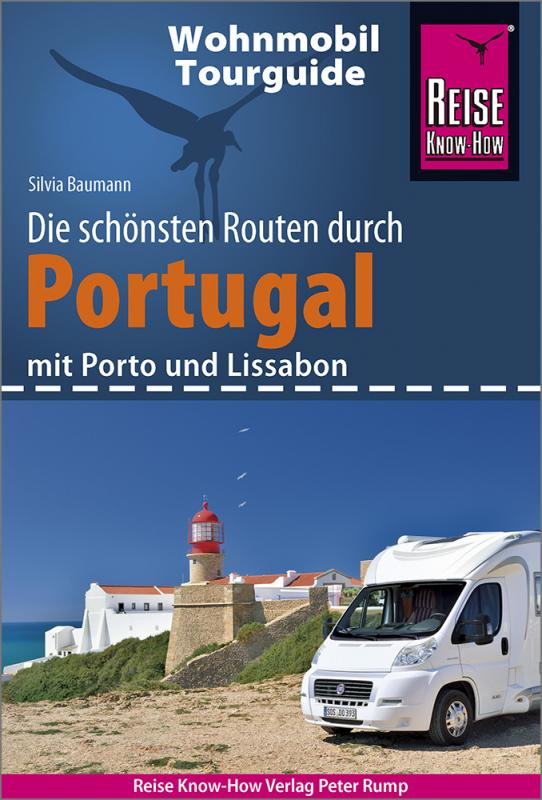 Cover-Bild Reise Know-How Wohnmobil-Tourguide Portugal