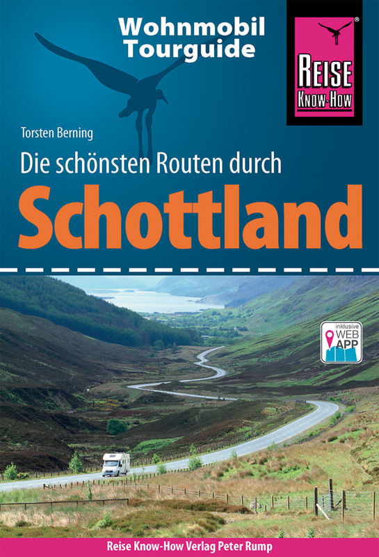 Cover-Bild Reise Know-How Wohnmobil-Tourguide Schottland