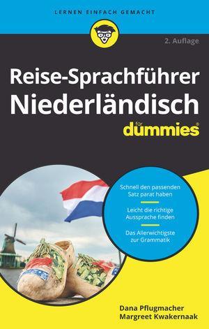 Cover-Bild Reise-Sprachführer Niederländisch für Dummies