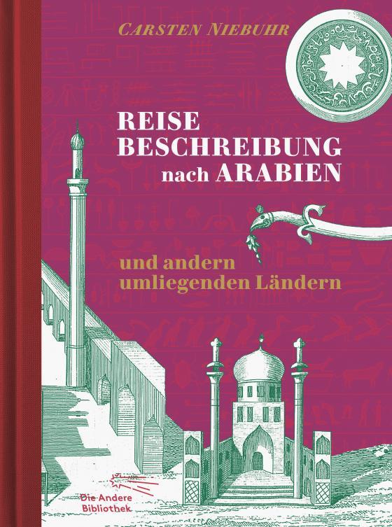 Cover-Bild Reisebeschreibung nach Arabien und andern umliegenden Ländern