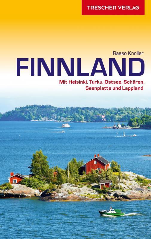 Cover-Bild Reiseführer Finnland