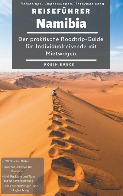 Cover-Bild Reiseführer Namibia