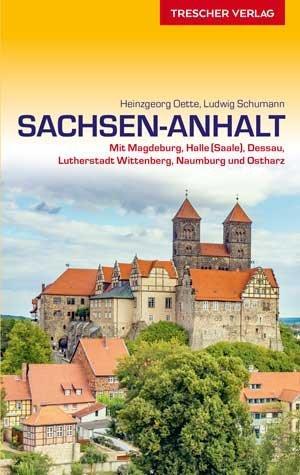 Cover-Bild Reiseführer Sachsen-Anhalt