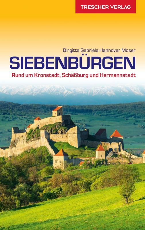 Cover-Bild Reiseführer Siebenbürgen