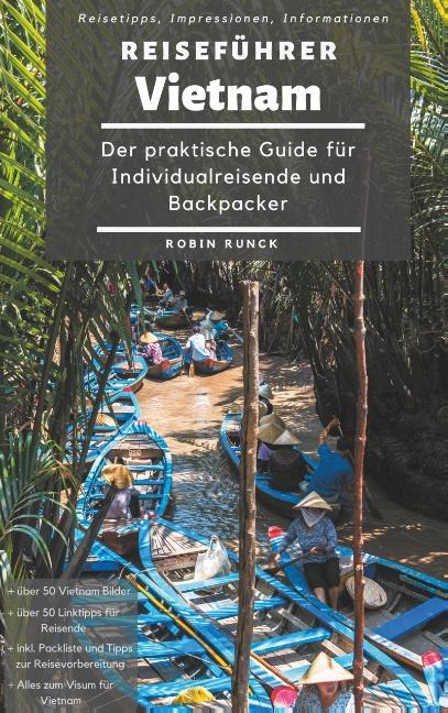 Cover-Bild Reiseführer Vietnam