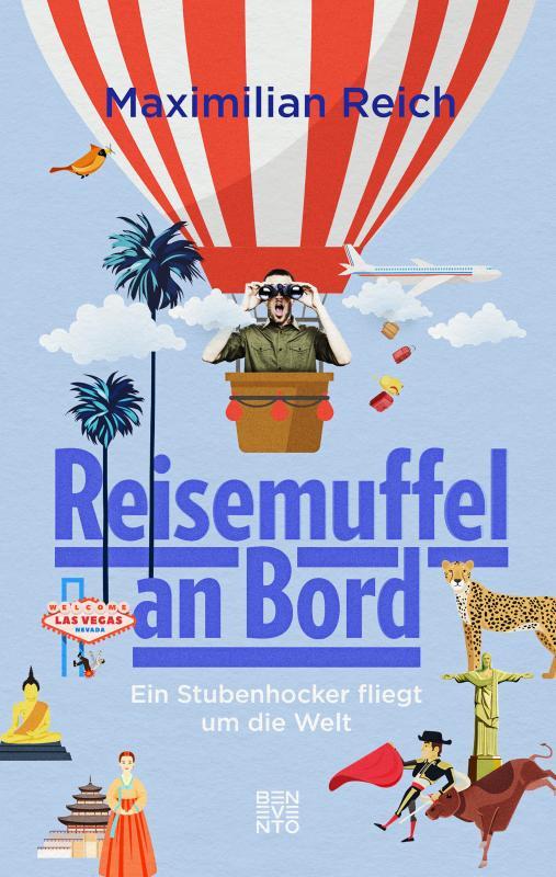 Cover-Bild Reisemuffel an Bord