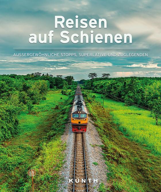 Cover-Bild Reisen auf Schienen