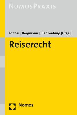 Cover-Bild Reiserecht