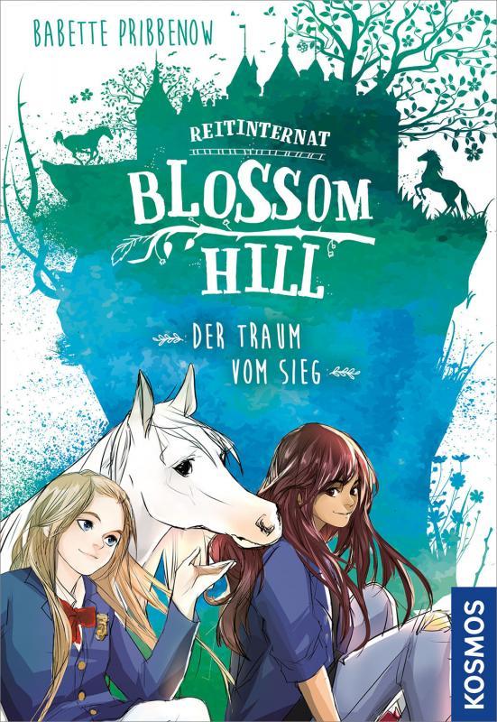 Cover-Bild Reitinternat Blossom Hill, Der Traum vom Sieg