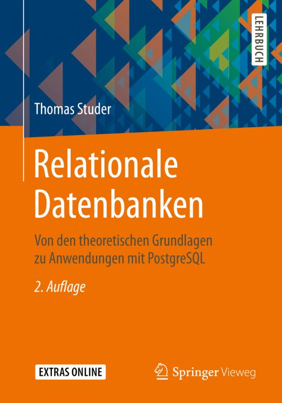 Cover-Bild Relationale Datenbanken