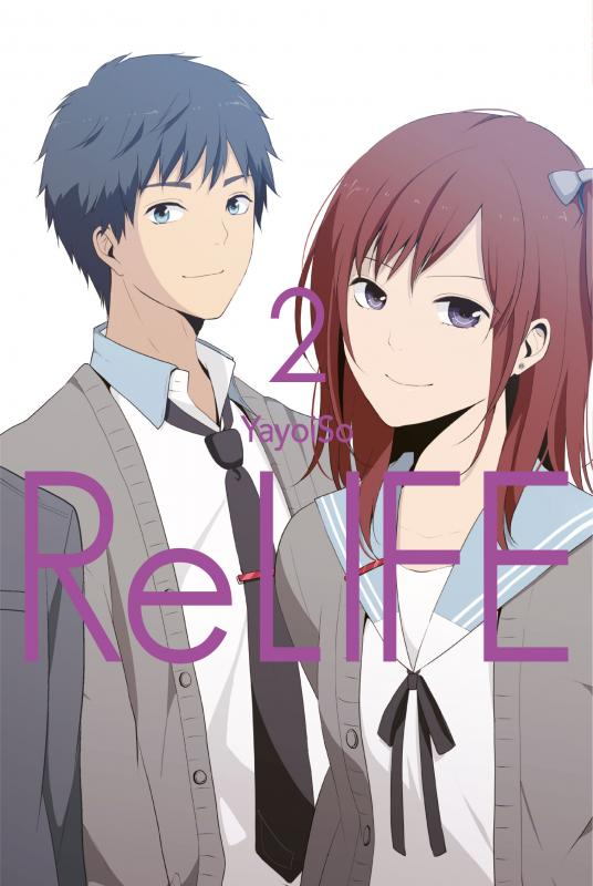 Cover-Bild ReLIFE 02