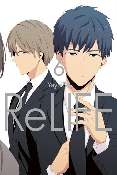Cover-Bild ReLIFE 06