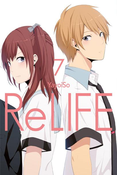 Cover-Bild ReLIFE 07