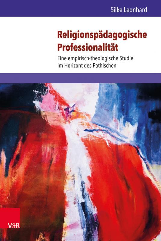 Cover-Bild Religionspädagogische Professionalität