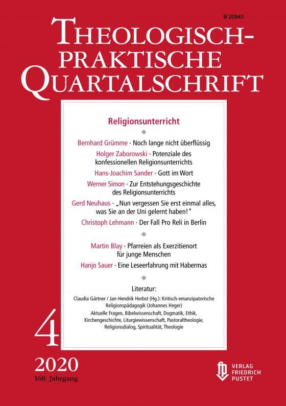 Cover-Bild Religionsunterricht