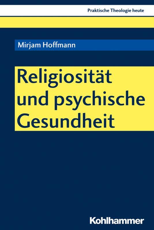 Cover-Bild Religiosität und psychische Gesundheit