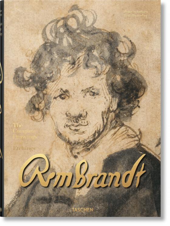 Cover-Bild Rembrandt. Sämtliche Zeichnungen und Radierungen
