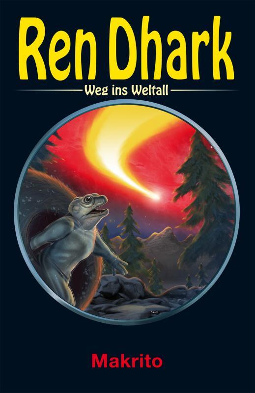 Cover-Bild Ren Dhark – Weg ins Weltall 76: Makrito