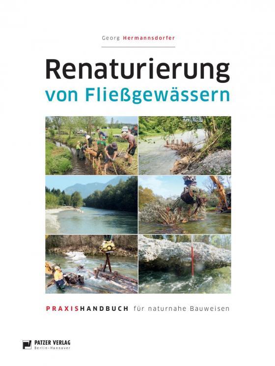 Cover-Bild Renaturierung von Fließgewässern