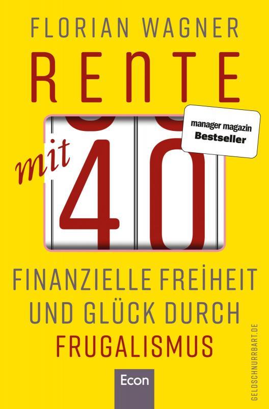 Cover-Bild Rente mit 40