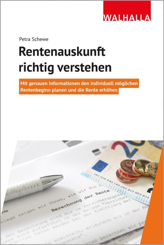 Cover-Bild Rentenauskunft richtig verstehen