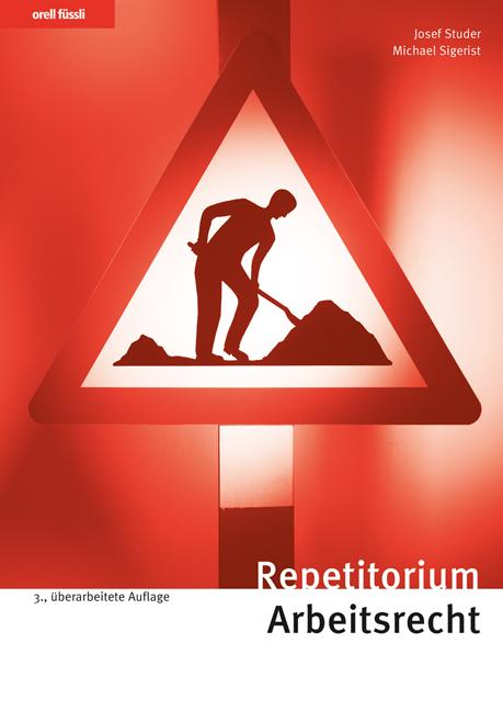 Cover-Bild Repetitorium Arbeitsrecht