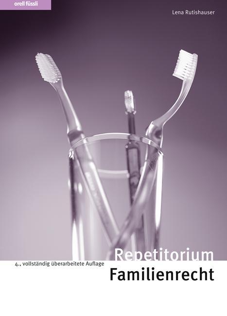 Cover-Bild Repetitorium Familienrecht