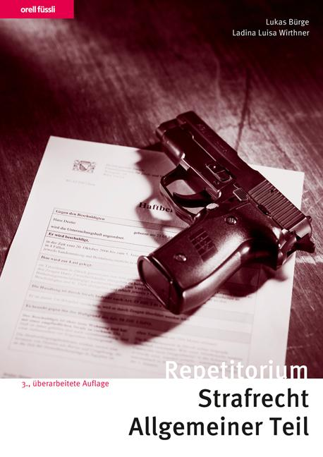 Cover-Bild Repetitorium Strafrecht Allgemeiner Teil