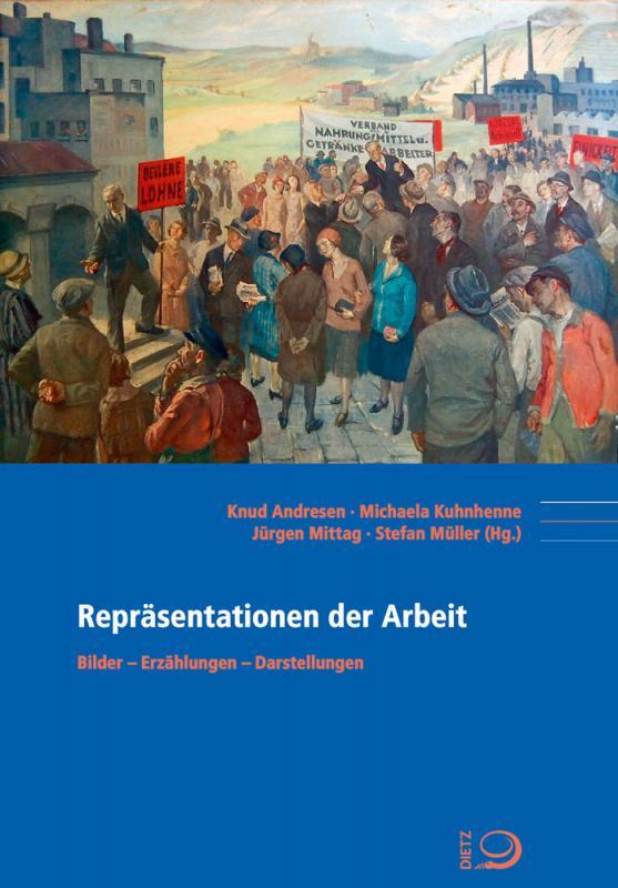 Cover-Bild Repräsentationen der Arbeit