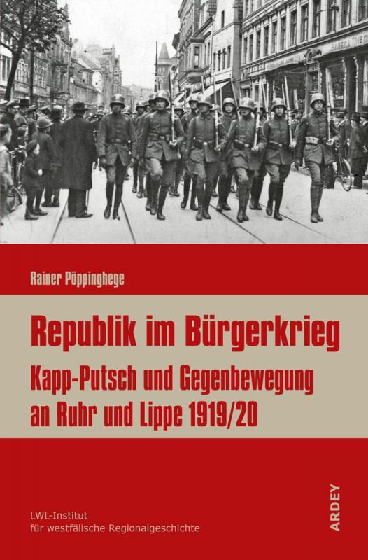 Cover-Bild Republik im Bürgerkrieg