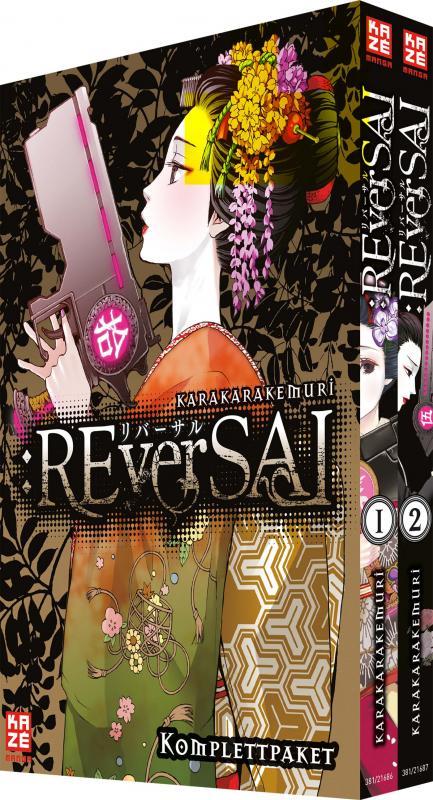 Cover-Bild :REverSAL - Komplettpaket