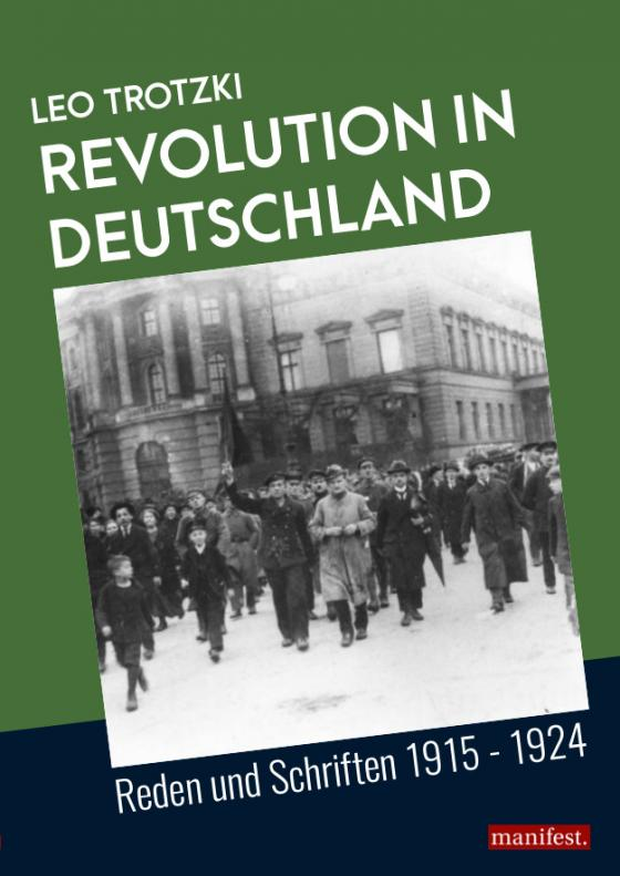 Cover-Bild Revolution in Deutschland