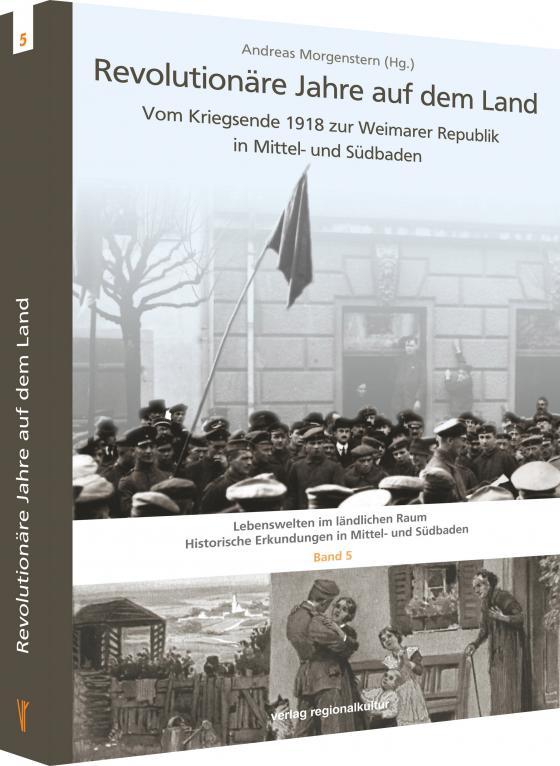 Cover-Bild Revolutionäre Jahre auf dem Land