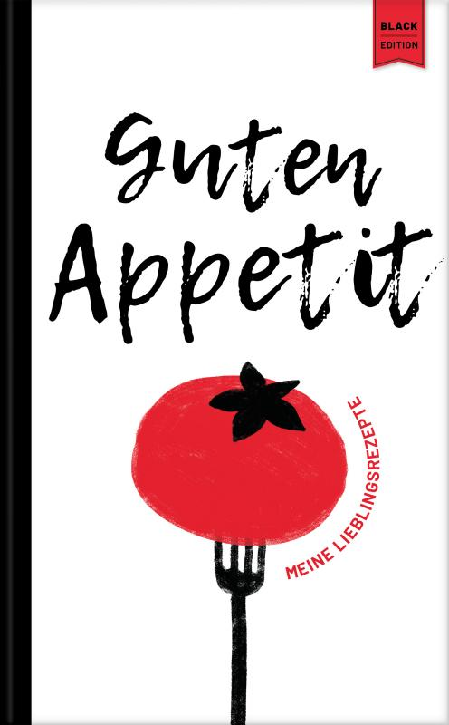 Cover-Bild Rezeptbuch zum Selberschreiben: Großes Kochbuch zum Selberschreiben | Rezeptsammlung für 72 Rezepte & 8 Menüs