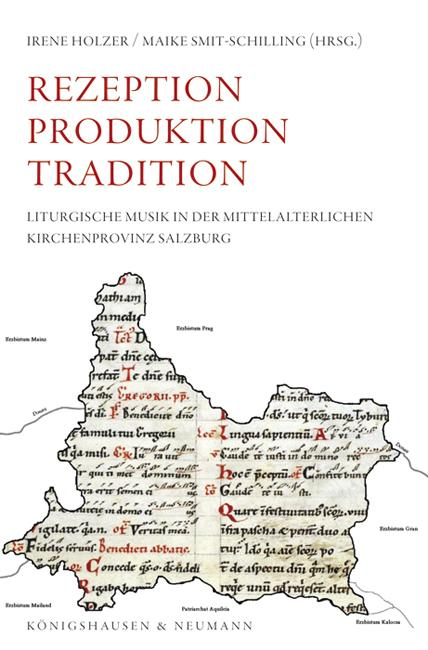 Cover-Bild Rezeption Produktion Tradition