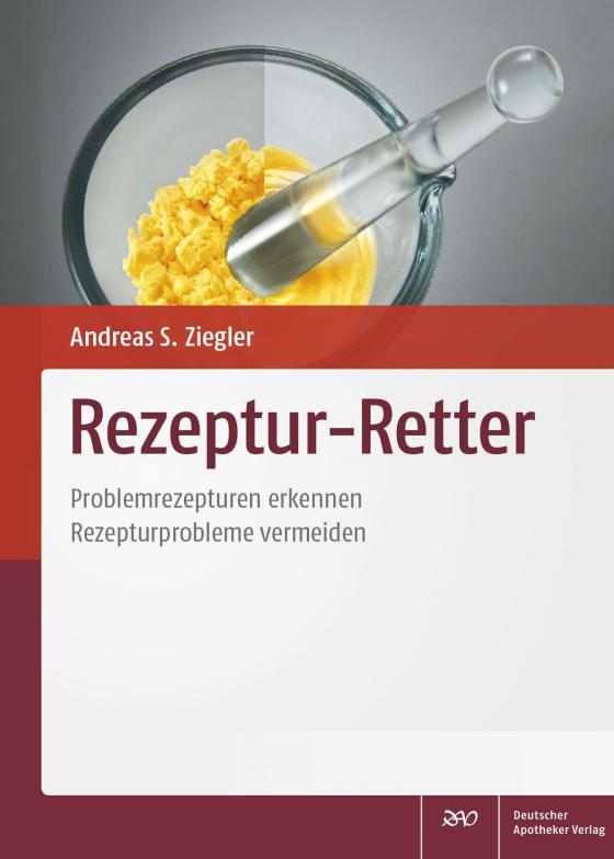 Cover-Bild Rezeptur-Retter