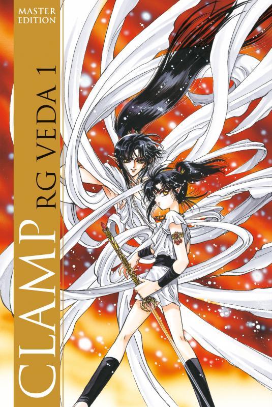 Cover-Bild RG Veda Master Edition 1