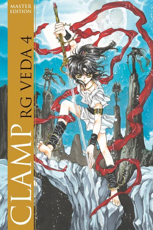 Cover-Bild RG Veda Master Edition 4