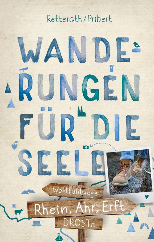 Cover-Bild Rhein, Ahr, Erft. Wanderungen für die Seele