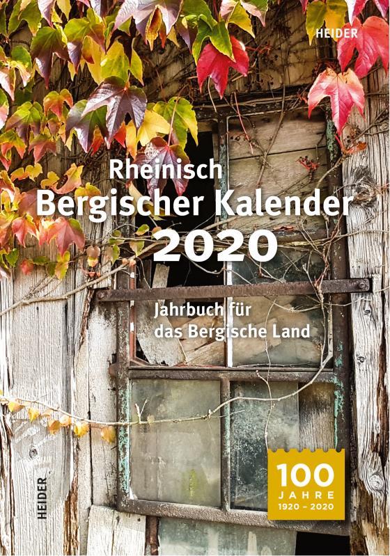 Cover-Bild Rheinisch Bergischer Kalender 2020