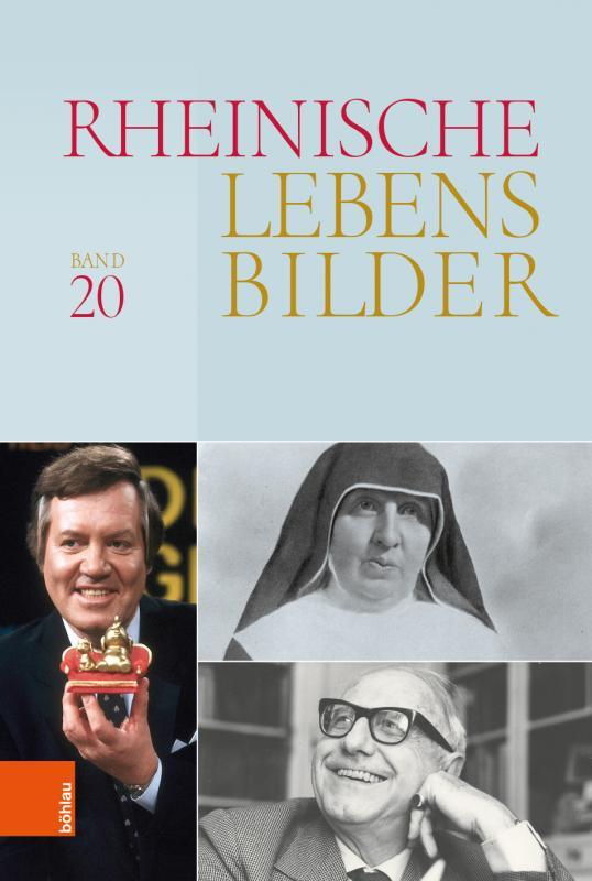 Cover-Bild Rheinische Lebensbilder