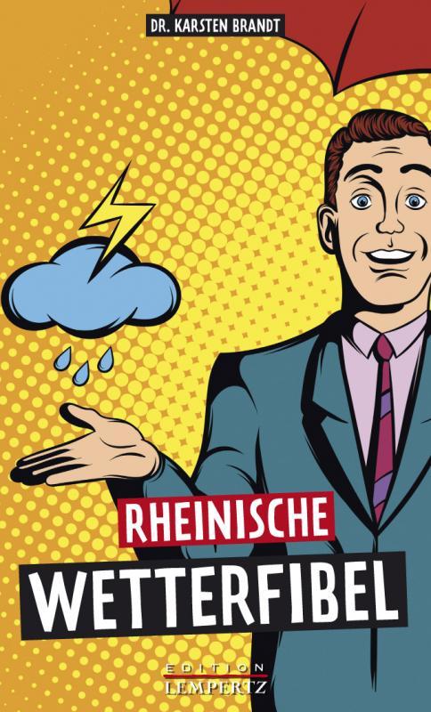 Cover-Bild Rheinische Wetterfibel
