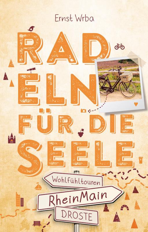 Cover-Bild RheinMain. Radeln für die Seele