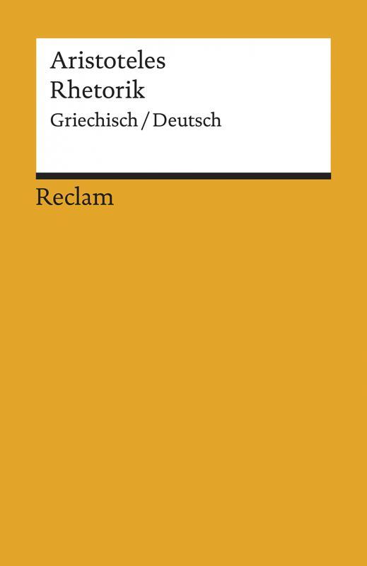 Cover-Bild Rhetorik