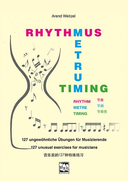 Cover-Bild Rhythmus-Metrum-Timing