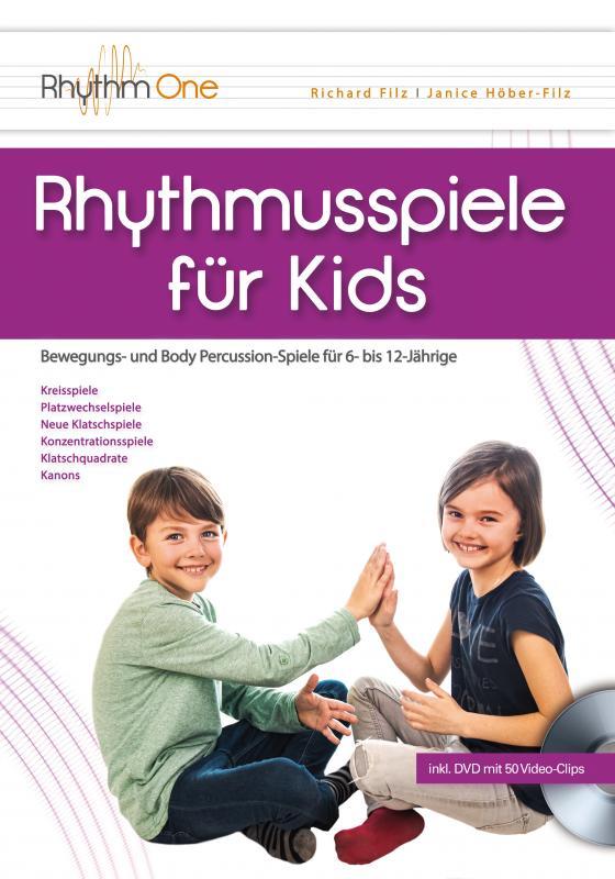 Cover-Bild Rhythmusspiele für Kids