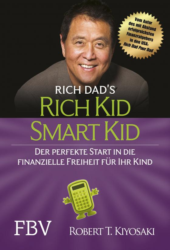 Cover-Bild Rich Kid Smart Kid