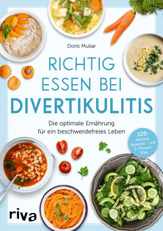 Cover-Bild Richtig essen bei Divertikulitis